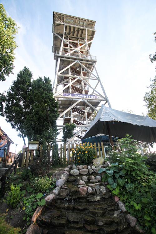 Ogólnodostępna wieża widokowa